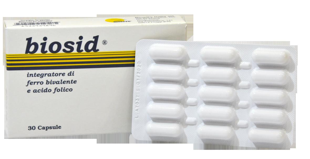 Biosid Capsule
